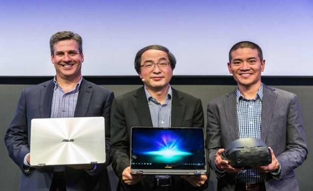 Ультратонкі ноутбуки, гарнітура змішаної реальності, інноваційні маршрутизатори та інші рішення від ASUS на IFA 2017
