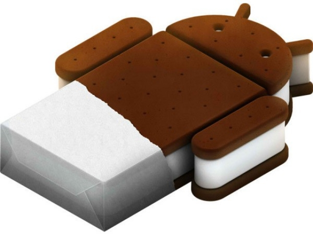 Официальное демо Ice Cream Sandwich для  Huawei Honor