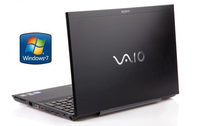 Sony VAIO VPC-SE1V9R/B. Бизнес-модерн