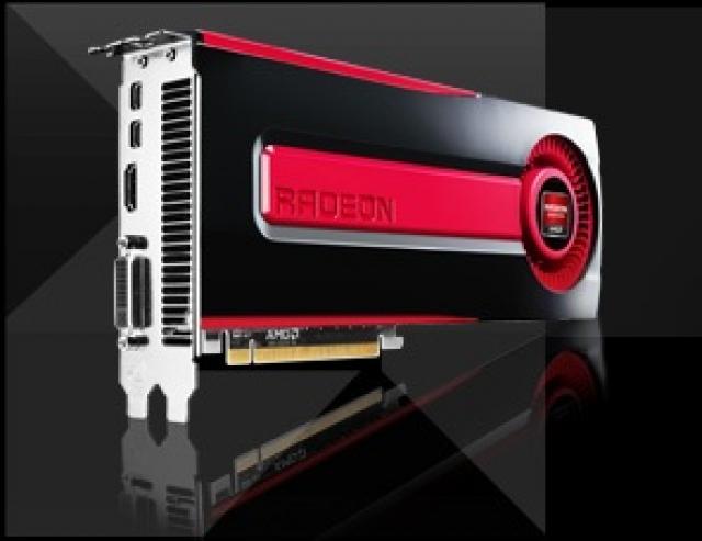 Самая быстройдействующая однопроцессорная видеокарта AMD Radeon HD 7970