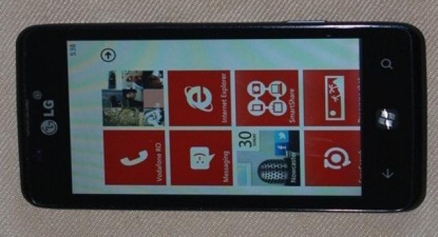 Появилась информация о новом смартфоне на WP 7.5 Mango - LG Fantasy.