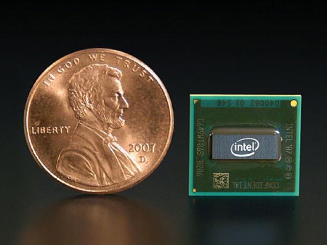 "Intel приступила к поставкам процессоров Atom N2600 и N2800  ""Cedar Trail."""