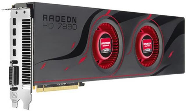 До марта 2012 года AMD выпустит 9 видеокарт серии Radeon HD 7000.