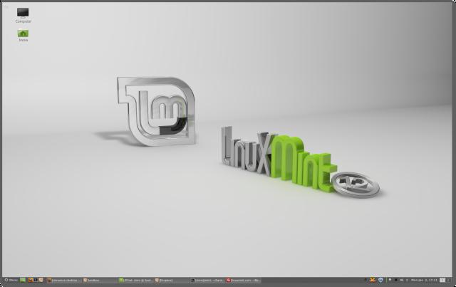 Cinnamon - неплохая замена GNOME 3.