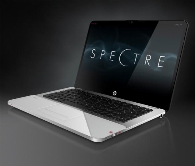 CES 2012: HP Envy 14 Spectre - ультрабук премиум-класса, защищенный Gorilla Glass
