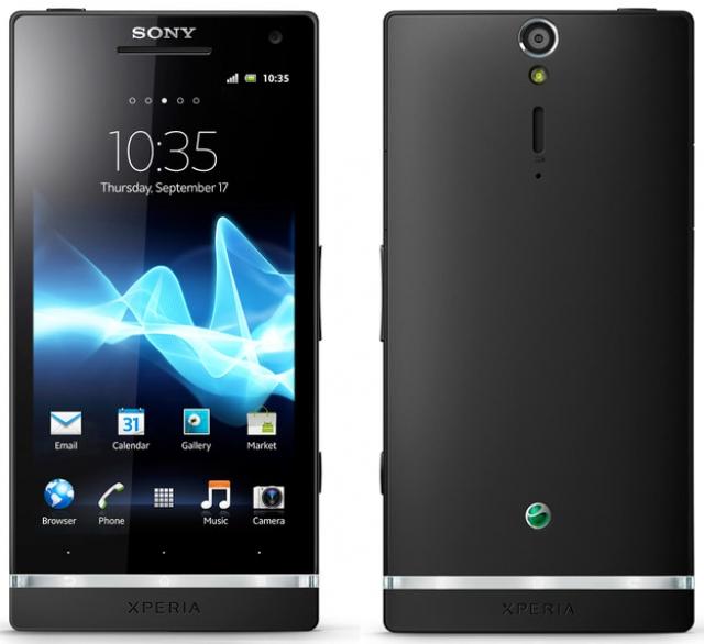 CES 2012: Sony представила Android-смартфон Xperia S - первый в линейке Xperiа NXT