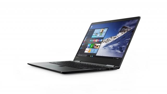 Lenovo Yoga 710 уже на украинском рынке