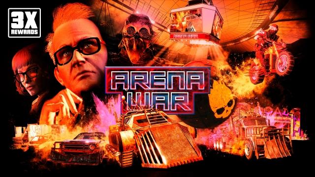 Щотижневе оновлення GTA Online: бонуси за серію «Битва на арені», знижки та багато іншого
