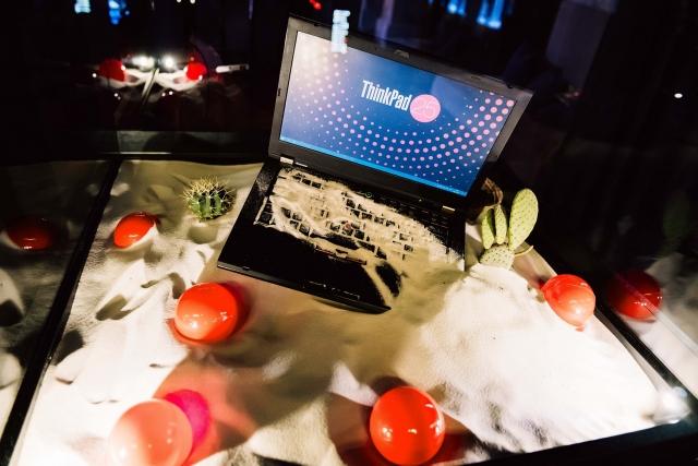 Ноутбук ThinkPad святкує ювілей – 25 років інновацій для бізнесу
