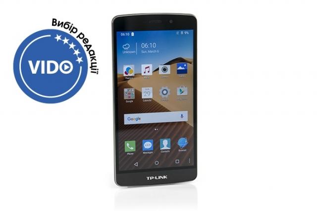 Огляд смартфона TP-LINK Neffos C5 Max: флагман лінійки