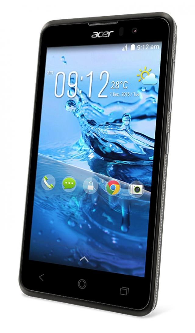 Смартфон Acer Liquid Z520 доступен в Украине