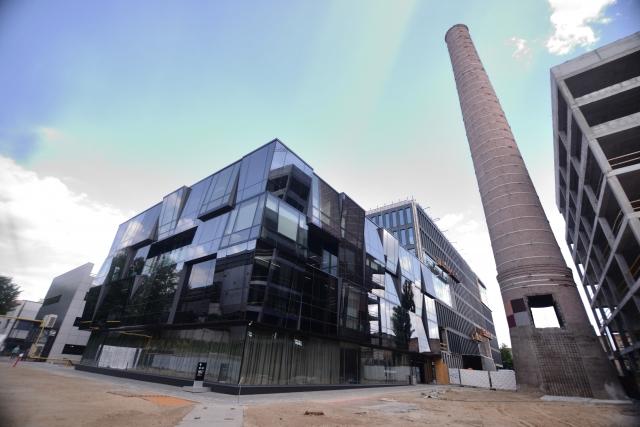 В UNIT.City відкрили новий бізнес-кампус із коворкінгом Chasopys.UNIT
