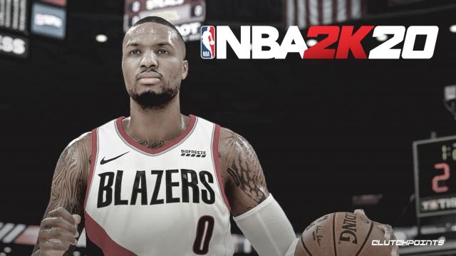 Тібо Куртуа гратиме в NBA2K20 зі спортсменами та іншими зірками
