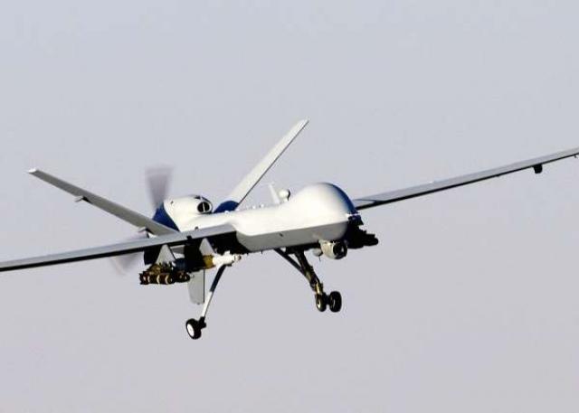Беспилотник Reaper ВВС США впервые потопил корабль