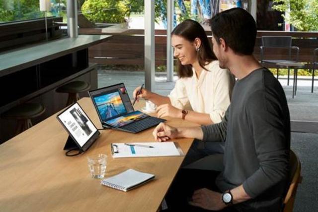 ASUS представив ZenBook Duo 14 (UX482) в Україні