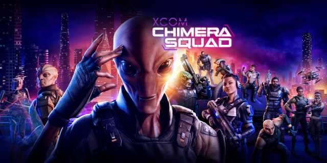XCOM: Chimera Squad доступна на Steam!
