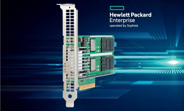 Нове рішення для завантаження серверів від HPE