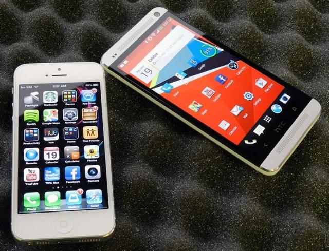Apple предлагает работу инженерам HTC для создания новых iPhone