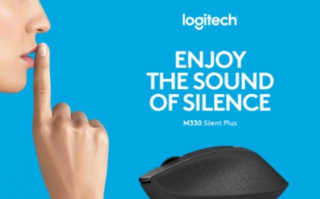 Новые мышки Logitech с бесшумными клавишами