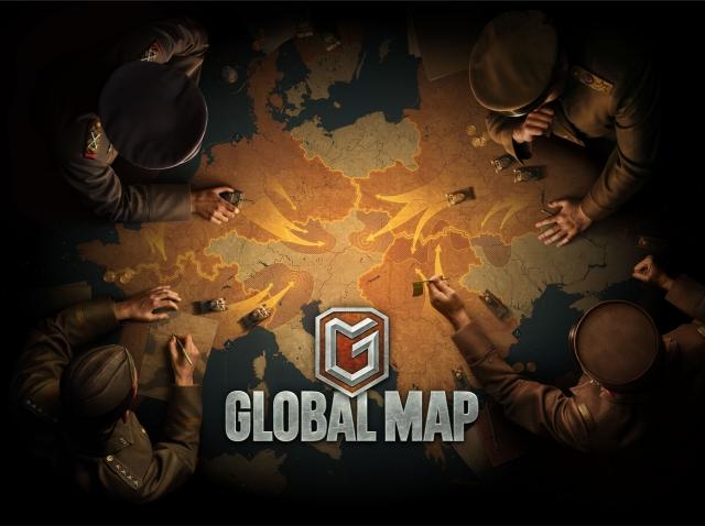 Новая Глобальная карта ждет первых героев