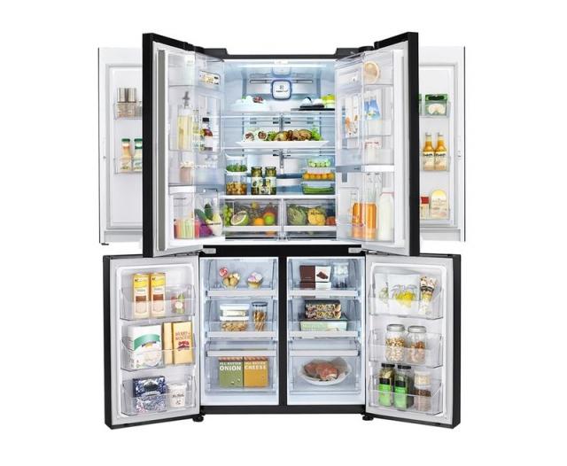 Энергоэффективные холодильники LG