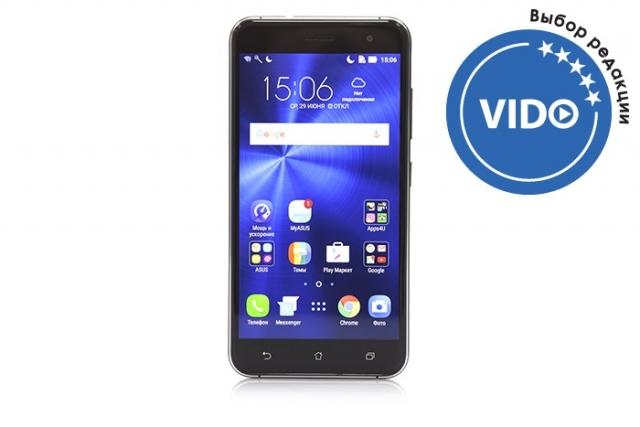 Обзор смартфона ASUS ZenFone 3: акцент на фото