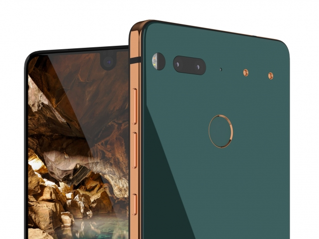 Творець Android представив смартфон Essential