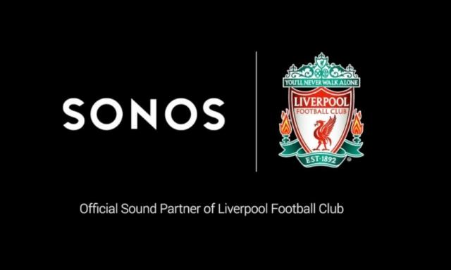 Sonos та ФК Ліверпуль оголосили про співпрацю для покращення перегляду футбольних матчей шляхом вдосконалення звуку
