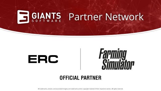 ERC - офіційний дистриб'ютор GIANTS Software