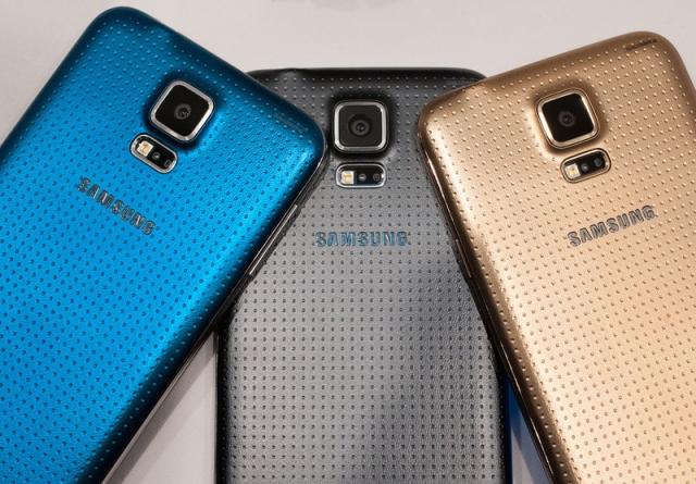 Samsung Galaxy S5 и немного интересной статистики