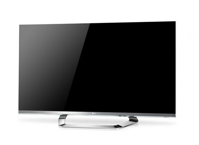 Новые телевизоры LG окантованы миллиметровой рамкой