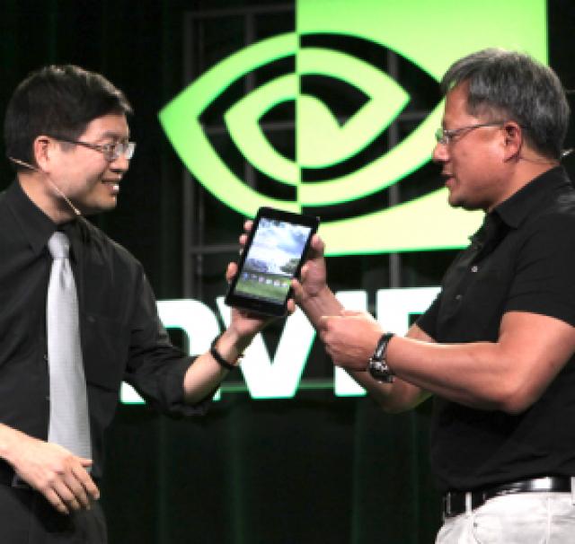 NVIDIA на CES 2012