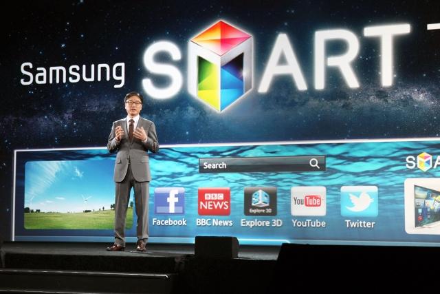 Новинки Samsung на CES 2012 расширяют границы возможного