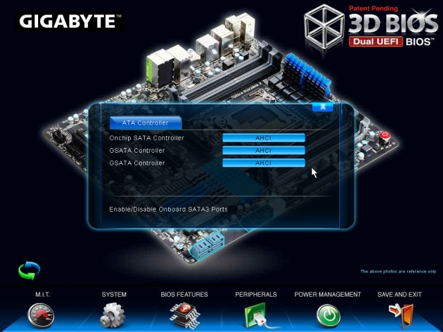 CES 2012: Gigabyte демонстрирует системные платы Х79 Series с функциями 3D BIOS и 3D Power