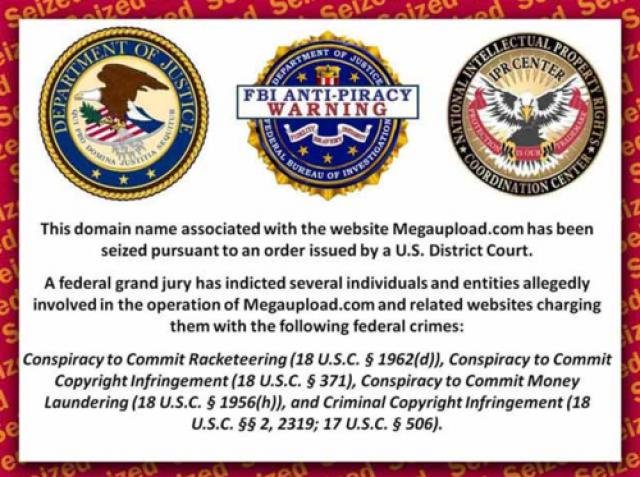 Вслед за MegaUpload другие файлообменные ресурсы сворачивают свои сервисы