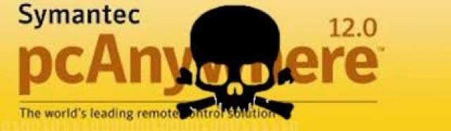 Symantec рекомендует пользователям отключить pcAnywhere