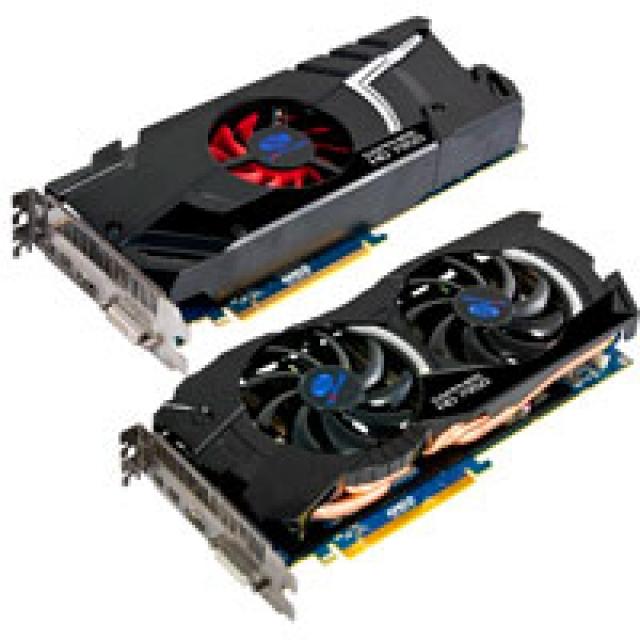Новые видеокарты SAPPHIRE на Radeon HD 7950