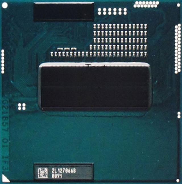 Intel Haswell на фото