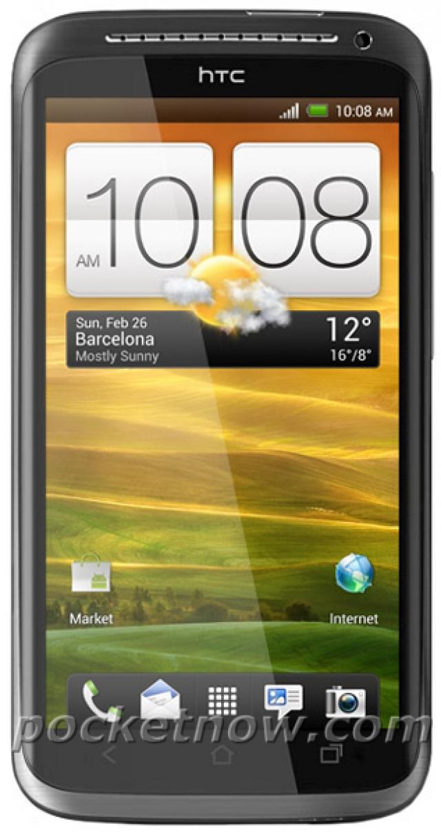HTC One X - новый флагман HTC