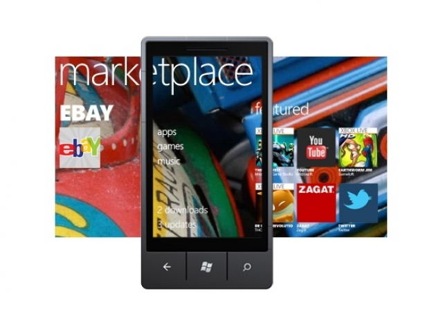 Windows Phone Marketplace в Украине