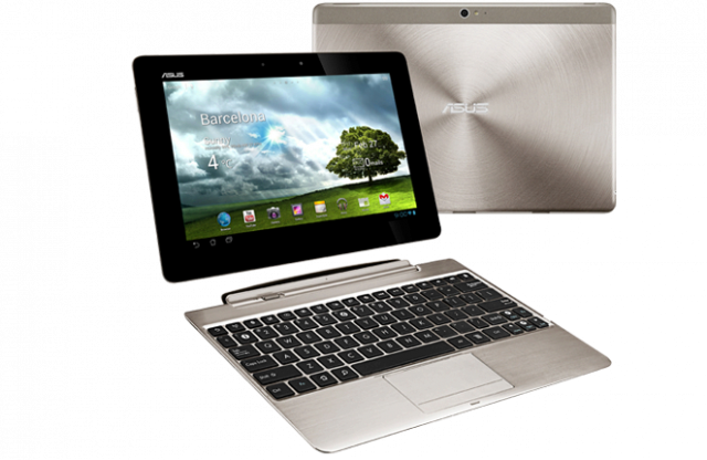 MWC 2012: ASUS Transformer Pad Infinity