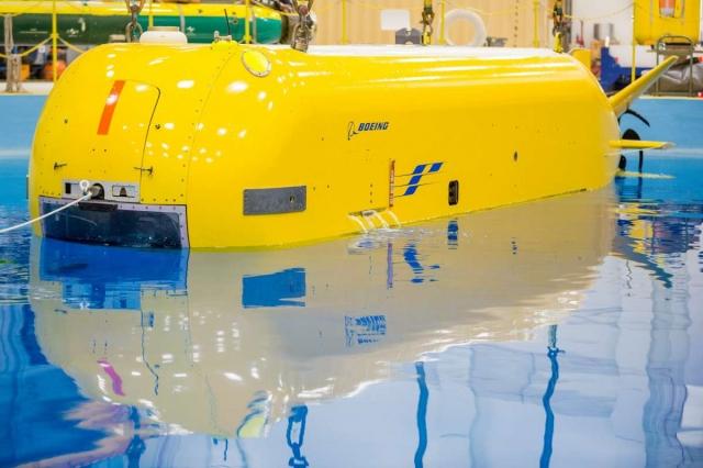 ВМС США хотят создать нового, глубоководного робота-субмарину
