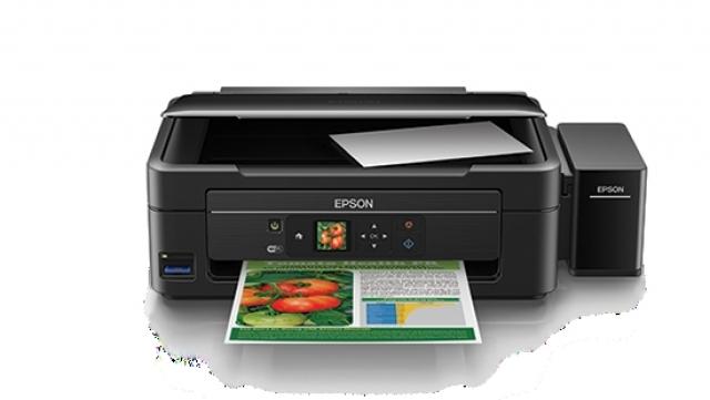 Прямая печать со смартфонов на Epson L456
