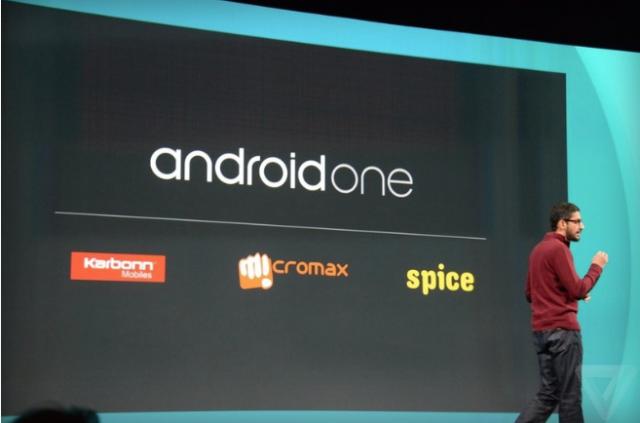 Google представила свои ультрабюджетные смартфоны Android One