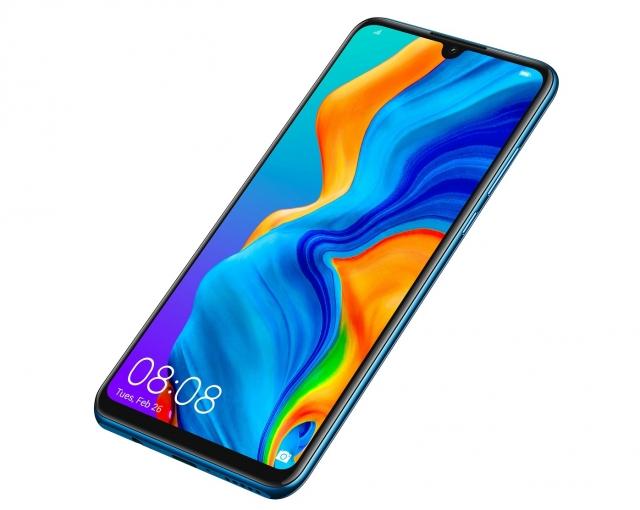 Huawei представляє в Україні смартфон P30 lite с 48 Мп камерою