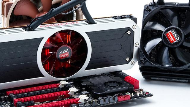 Обзор видеокарты AMD Radeon R9 295X2