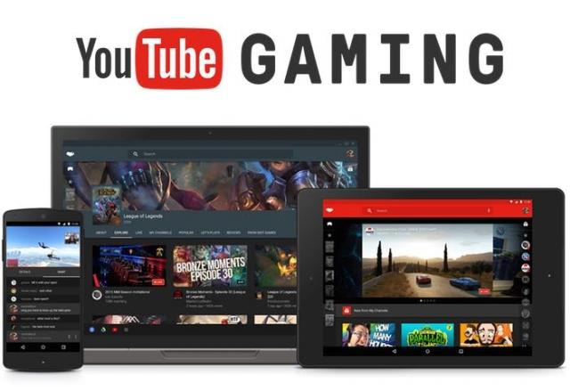 Игровой сервис YouTube запустят этим летом