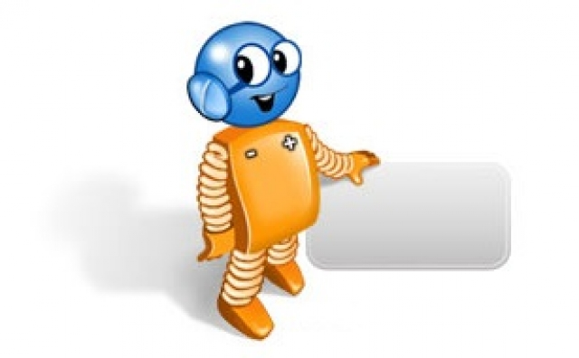Мой любимый робот!