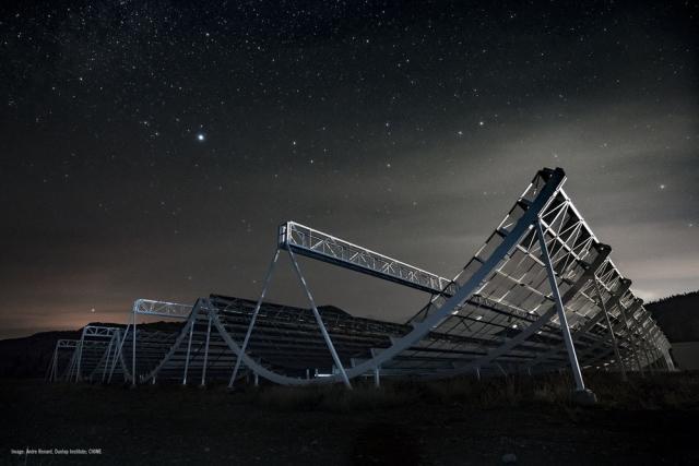 Канадці побудували телескоп, що може розкрити найбільші таємниці Всесвіту
