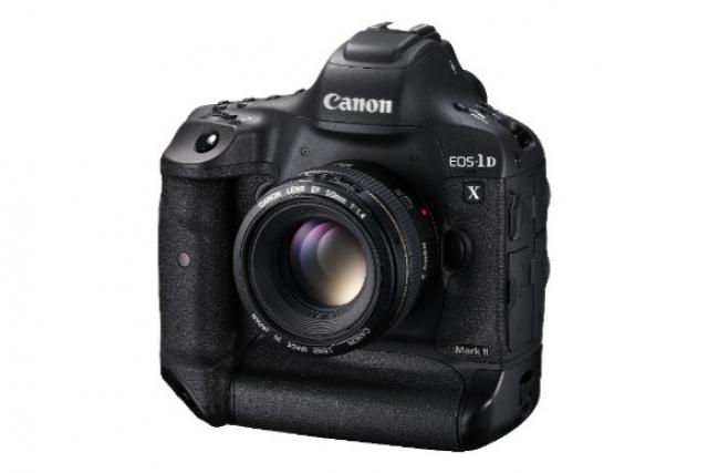 Новый Canon EOS-1D X Mark II